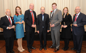 2012 Alumni Award Recipients