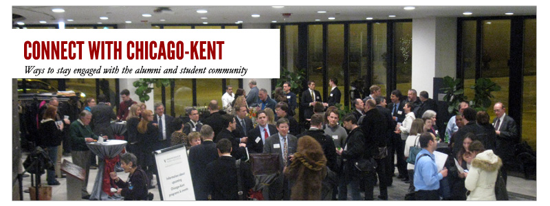 Connect with Chicago-Kent
