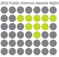 2012 Public Interest Awards Night