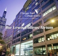 Click to Englarge - The Lewis Collens Atrium