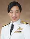 Her Royal Highness Princess Bajrakitiyabha Mahidol of Thailand