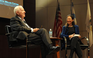An Afternoon with Justice John Paul Stevens