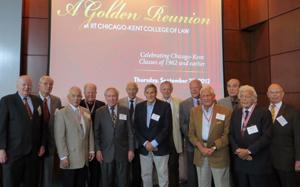 A Golden Reunion at Chicago-Kent