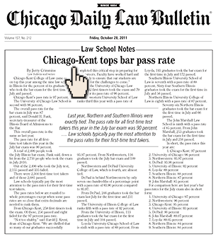 chicago every day legal requirement bulletins articles